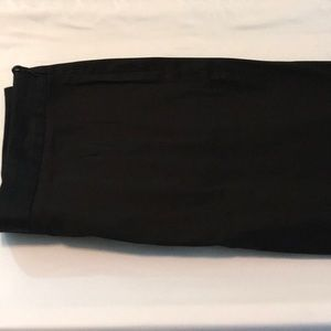 Lane Bryant Black A-line Skirt